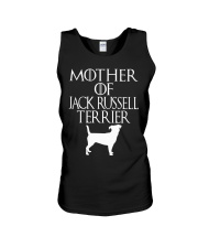 Mother Of Jack Russell Terrier Shirt Mother' Unisex Tank thumbnail