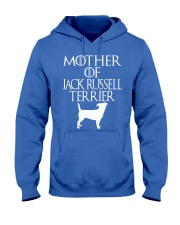 Mother Of Jack Russell Terrier Shirt Mother' Hooded Sweatshirt front