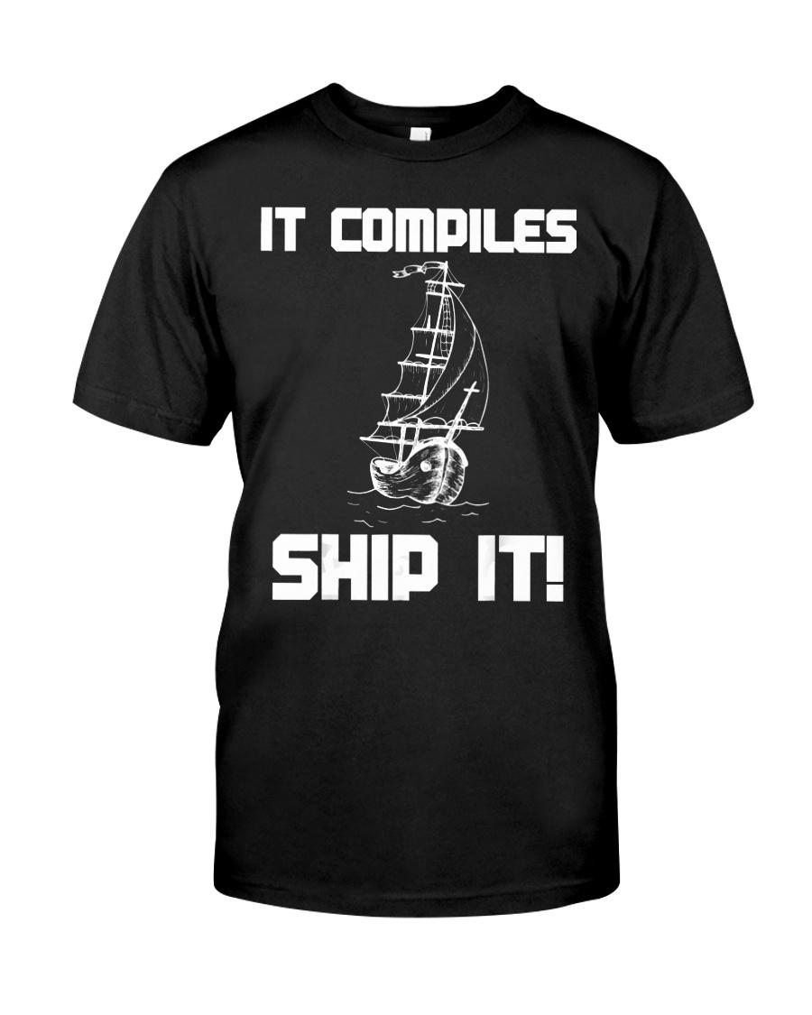 Devops TShirt  Software Engineer gifts  Classic T-Shirt