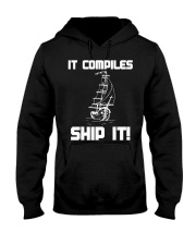 Devops TShirt  Software Engineer gifts  Hooded Sweatshirt thumbnail
