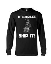 Devops TShirt  Software Engineer gifts  Long Sleeve Tee thumbnail