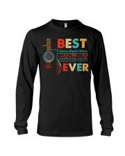 Dad Chords Best Dad Ever Guitar T-Shirt  Long Sleeve Tee thumbnail