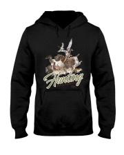 Pudelpointer Hunting Dog Tshirt Hooded Sweatshirt thumbnail