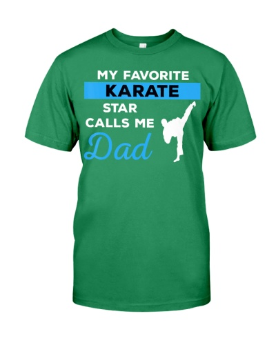 Funny Karate Dad Tshirt Martial Arts Fi