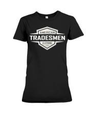 Diesel Mechanic T-Shirt with Premium Fit Ladies Tee thumbnail