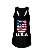 American country 4th July Independence Day Tshirt Ladies Flowy Tank thumbnail