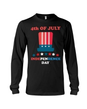 American 4th July Independence Day Tshirt Long Sleeve Tee thumbnail