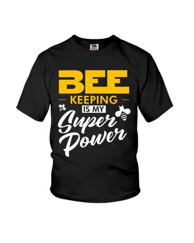 Beekeeping is My Super Power