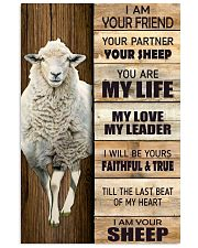 Poster I Am Your - Sheep 11x17 Poster front