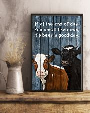 Poster You Smell Like - Cow 11x17 Poster lifestyle-poster-3