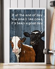 Poster You Smell Like - Cow 11x17 Poster lifestyle-poster-4
