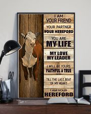 Poster I Am Your - Herefoord 11x17 Poster lifestyle-poster-2