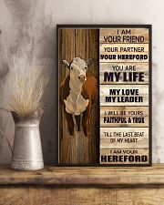 Poster I Am Your - Herefoord 11x17 Poster lifestyle-poster-3