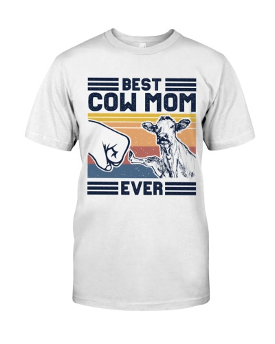 Best Mom Ever - Cow