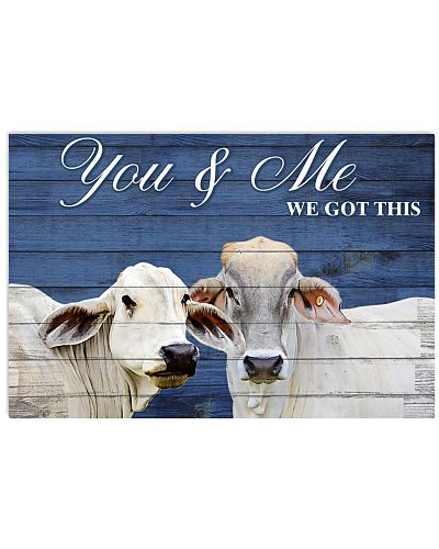 Poster You and Me - Brahman