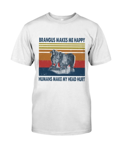 Vintage Make Me Happy - Brangus