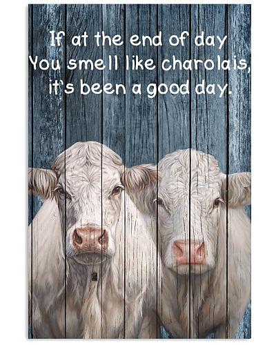 Poster You Smell Like - Charolais
