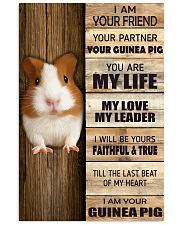 Poster I Am Your - Guinea Pig 11x17 Poster front