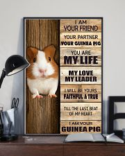Poster I Am Your - Guinea Pig 11x17 Poster lifestyle-poster-2