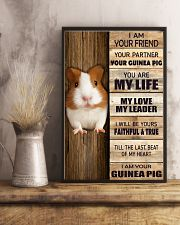 Poster I Am Your - Guinea Pig 11x17 Poster lifestyle-poster-3