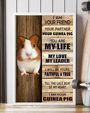 Poster I Am Your - Guinea Pig 11x17 Poster lifestyle-poster-4