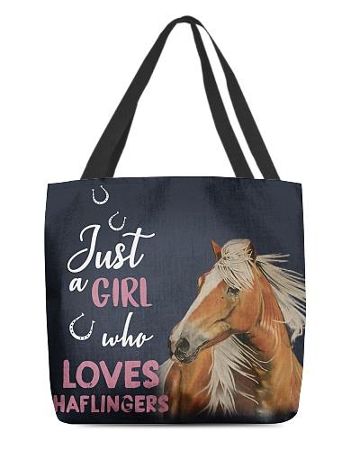 Tote Bag Just Loves - Haflinger