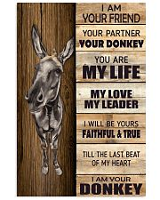 Poster I Am Your - Donkey 11x17 Poster front