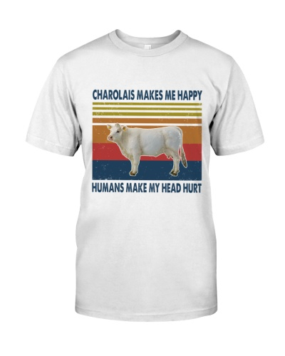 Vintage Make Me Happy - Charolais