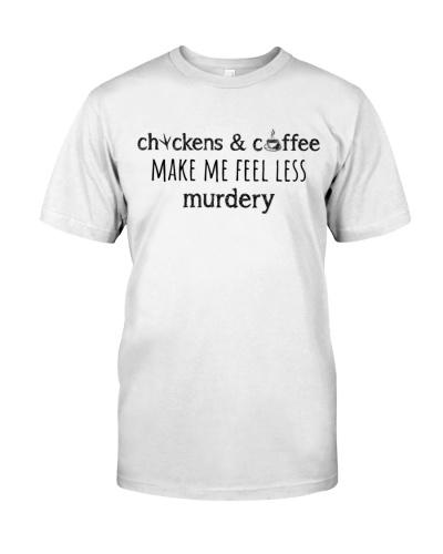 Chickens And Cofffe