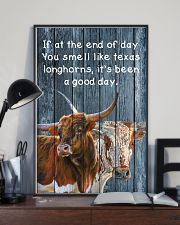 Poster You Smell Like - Texas Longhorn 11x17 Poster lifestyle-poster-2