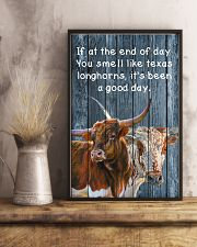 Poster You Smell Like - Texas Longhorn 11x17 Poster lifestyle-poster-3
