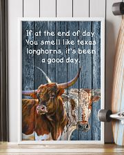 Poster You Smell Like - Texas Longhorn 11x17 Poster lifestyle-poster-4