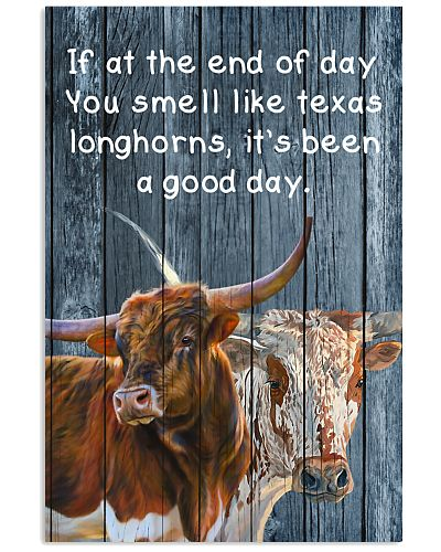 Poster You Smell Like - Texas Longhorn