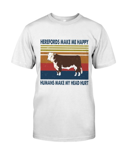 Make Me Happy - Hereford Vintage