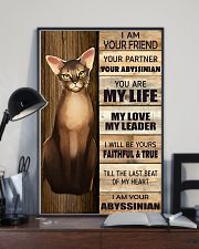 Poster I Am Your - Abyssinian 11x17 Poster lifestyle-poster-2