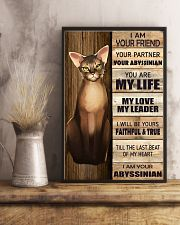 Poster I Am Your - Abyssinian 11x17 Poster lifestyle-poster-3