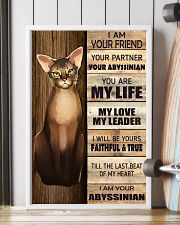 Poster I Am Your - Abyssinian 11x17 Poster lifestyle-poster-4