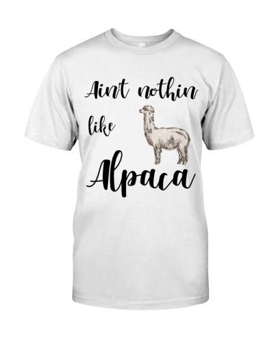 Aint Nothing Like Alpaca