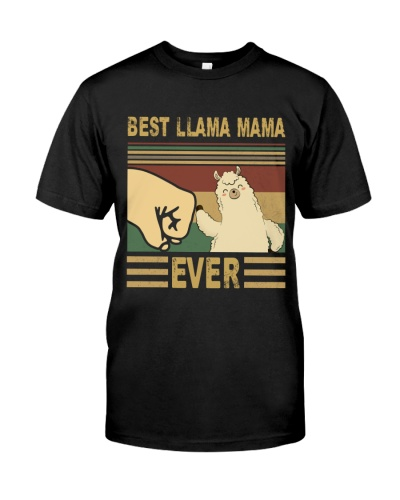 Best Mom Ever - Llama