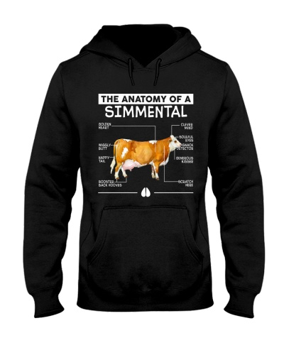 THE ANATOMY OF SIMMENTAL