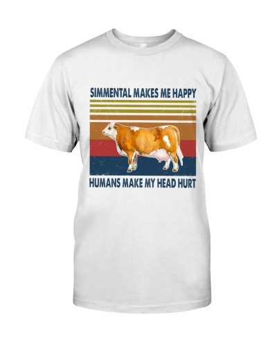 Vintage Make Me Happy - Simmental