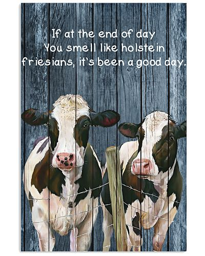 Poster You Smell Like - Holstein Friesian
