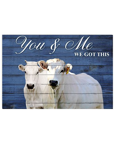 Poster You and Me - Chianina
