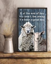 Poster You Smell Like - Sheep 11x17 Poster lifestyle-poster-3