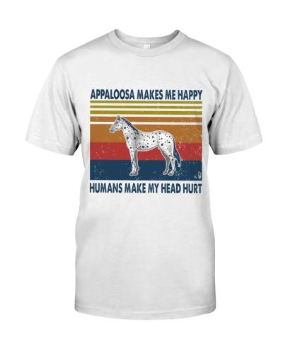 Vintage Make Me Happy - Appaloosa