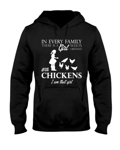 In Every Family There is a Girl - Chicken