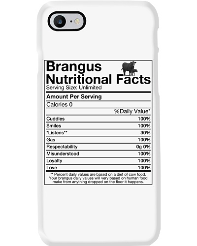 Brangus Nutritional Facts