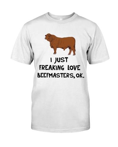 I Just Freaking Love Beefmaster