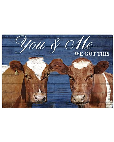 Poster You and Me - Ayrshire