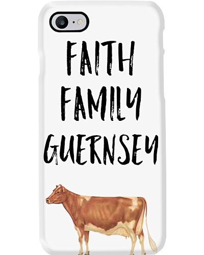 FAITH FAMIlY GUERNSEY